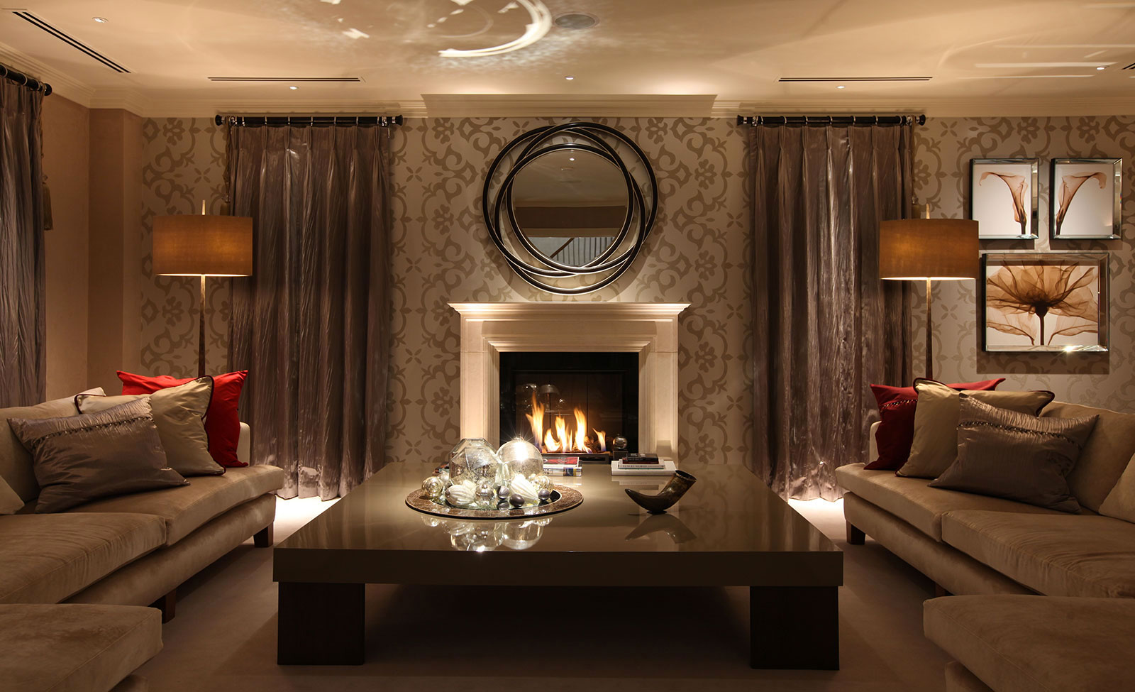 High end re-decoration Buckinghamshire