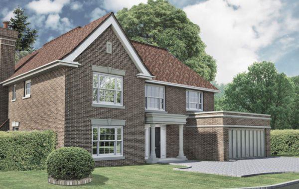 New build decorators Farnham