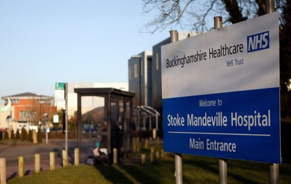 Aylesbury Hospital Decorating