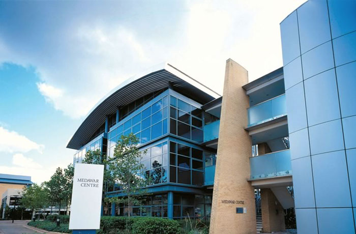 Medawar Centre Oxford Science Park Commercial Decorators