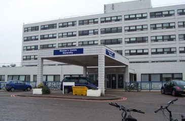 JOHN RADCLIFFE HOSPITAL – WOMEN'S CENTRE