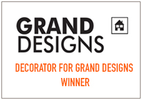 Decorator for Grand Designs Winner