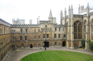 NEW COLLEGE UNIVERSITY, OXFORD